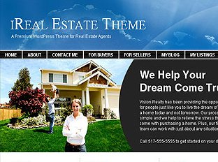 real estate wordpress 3
